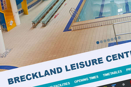 Waterworld at Breckland Leisure Centre