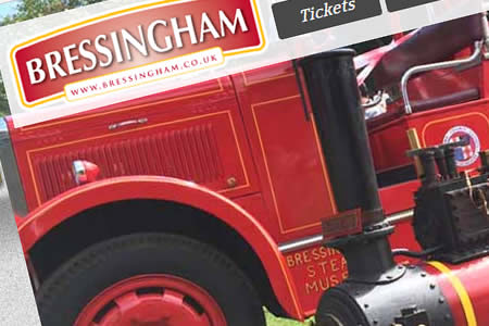Bressingham Steam Experience