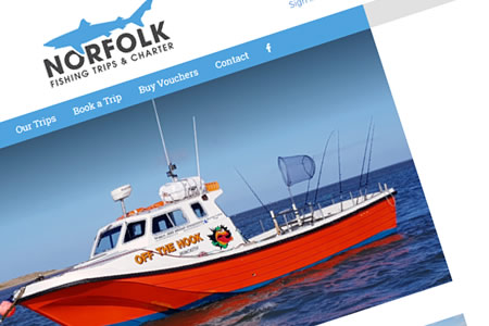 Norfolk Fishing Trips & Charter