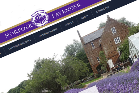Norfolk Lavender Ltd