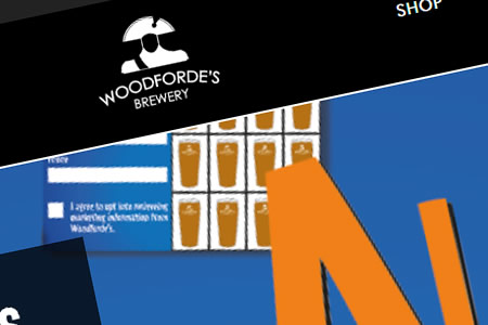 Woodfordes Brewery Shop