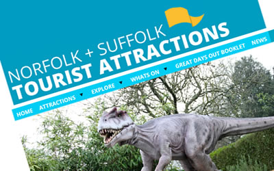 Norfolk & Suffolk Tourist Attractions