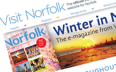 Visit Norfolk Website