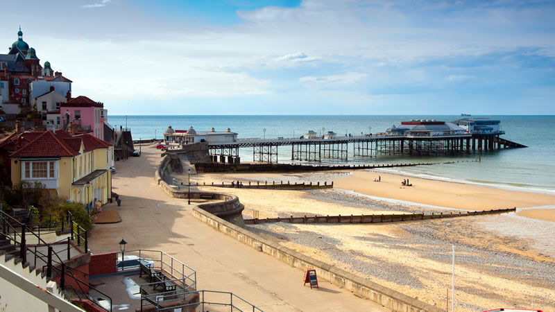 A Day Out in Cromer