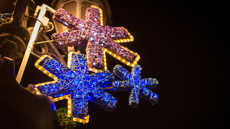 Christmas Lights Switch-On Events Across Norfolk in 2019
