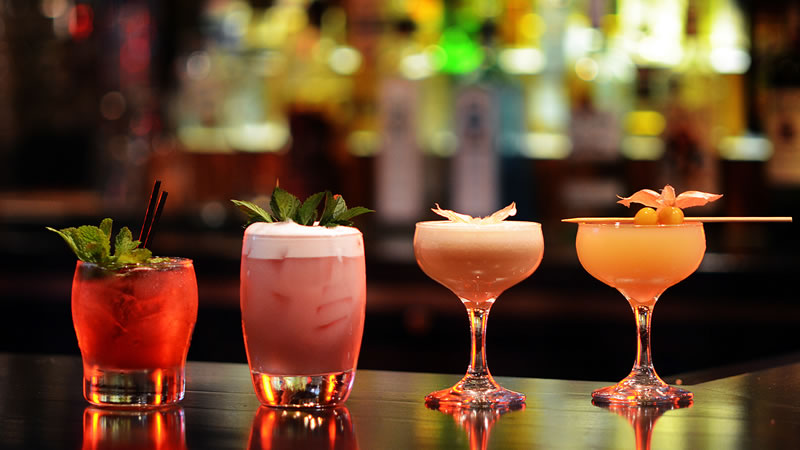 Some of the best places to drink Cocktails in Norfolk