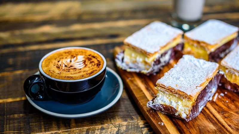 Some Seriously Good Coffee And Cake In Norfolk