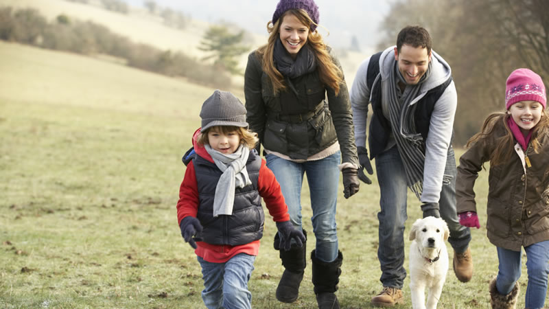 Where to go in Norfolk for a Boxing Day Walk