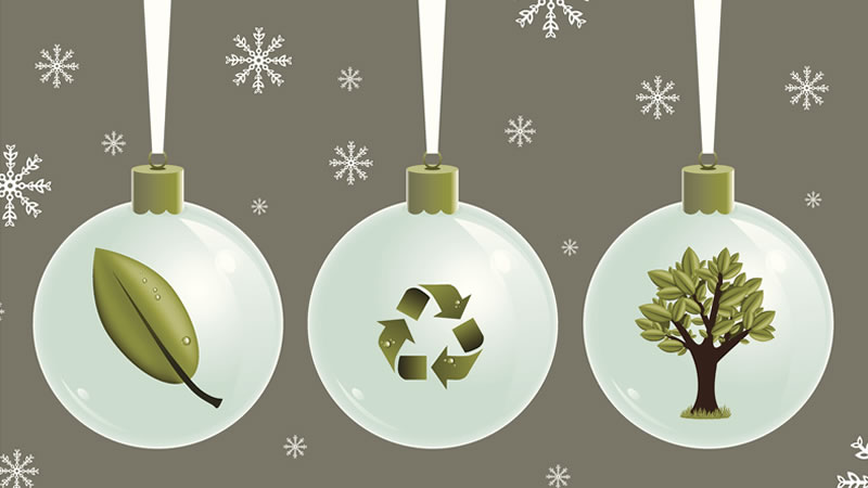 Recycling in Norfolk this Christmas