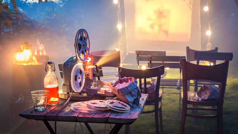 The Best Places in Norfolk for Open-Air Movies in 2019